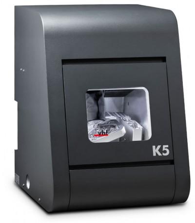 Masina de frezat 5 axe VHF Impression K5