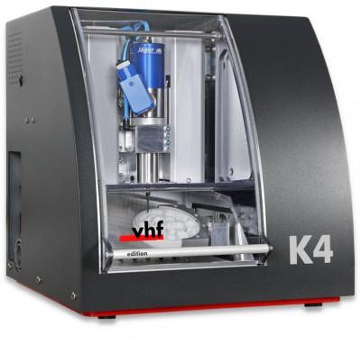 Masina de frezat 4 axe VHF Impression K4 Edition