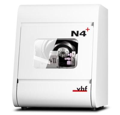 Masina de frezat 4 axe N4+ VHF